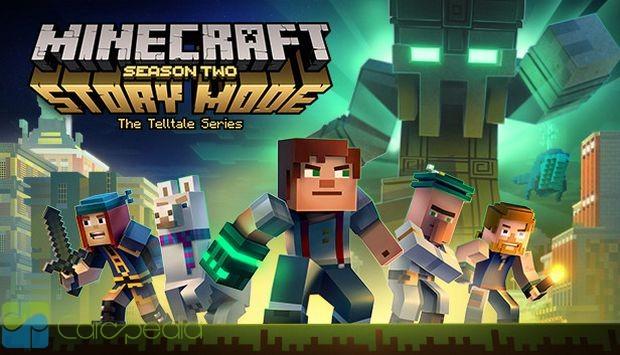 Minecraft: Story Mode - Season Two (обновлено v 1.11) Мод ...