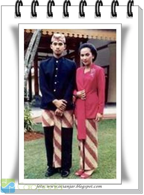 Baju Adat Jawa Barat - Daerah - CARApedia