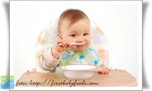 Nasi Tim Saring Untuk Bayi