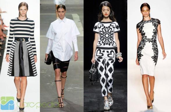 Berbusana Hitam Putih Ini Tips Padu Padannya Mode Fashion