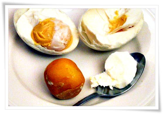 Resep Masakan & Cara Membuat Telur Asin