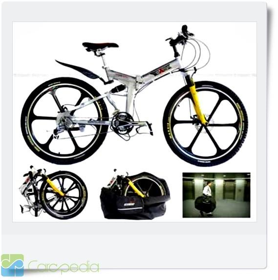 Harga Sepeda Lipat Berbagai Merk