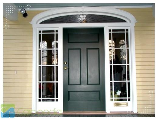 Gambar Kusen Pintu Dan Jendela Rumah Minimalis