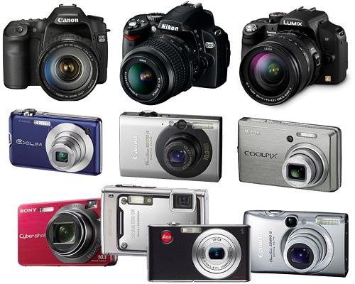 Tips Jitu Memilih Kamera