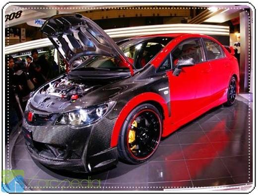 10 Foto Modifikasi Mobil Terbaik - Otomotif - CARApedia