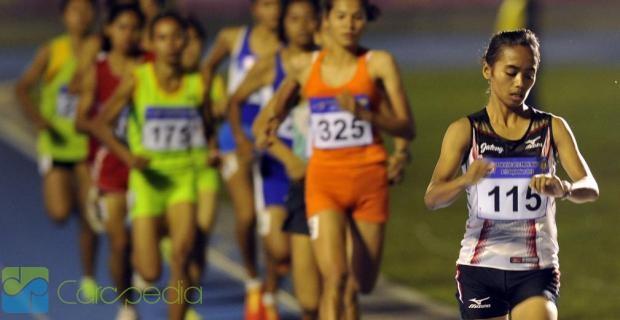 Berlari, merupakan jenis olahraga yang paling banyak ...