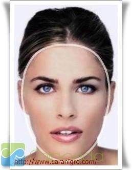 a  untuk correlate natural natural bulat make wajah Cara Ricerche wajah up up make bulat untuk