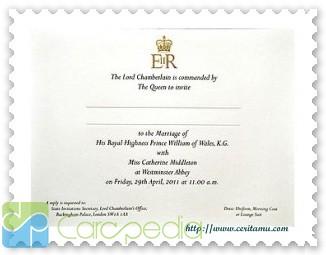 royal invitation br