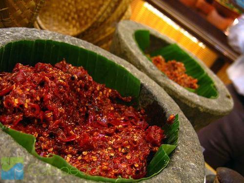 Makanan-Makanan Paling Pedas Di Dunia
