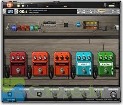 Software efek gitar, overloud th1