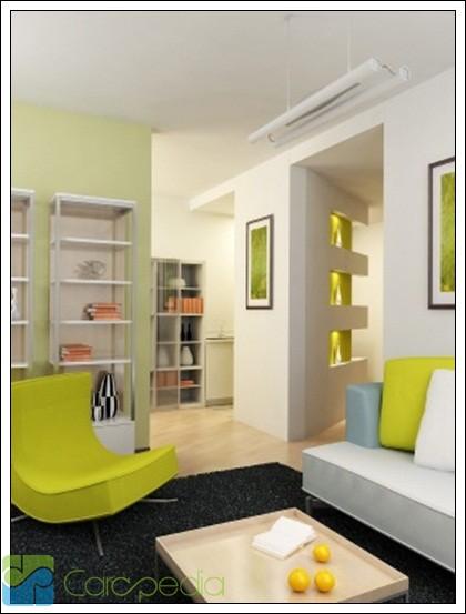 Warna - Warna Untuk Rumah Minimalis