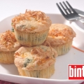 Kreasi Mini Cupcake Berbahan Sayuran