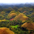Fenomena Bukit Cokelat di Filipina