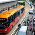 Inilah Beberapa Kondisi Parah pada Bus TransJakarta