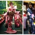 Kimono dan Yukata, Serupa Tapi Tak Sama