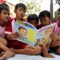 Cara Menyeleksi Bacaan Komik Untuk Anak-Anak