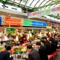 Pasar Tradisional Korea Tertua Gwangjang, Pasar Pusat Kuliner Korea