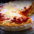 Spaghetti Pie, Sensasi Pasta Panggang
