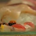 Sushi Terkecil di Dunia dari Sebutir Beras
